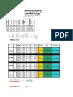 Problema Resuelto en Excel