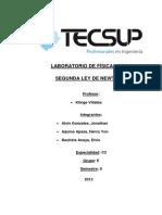 lab04_C_2_GE2 Segunda ley de newton