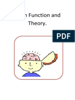 Brain Function and Theory