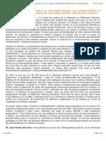 FWB - réforme sur la redevance - octobre 2015