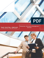 Enterprise Information Management Services by The Digital Group