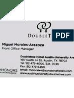 DoubleTree at the University - Austin, Texas