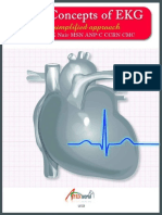 Basic Concepts of EKG- A Simplified Approach