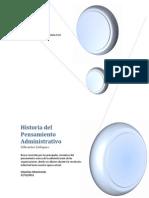 Historia+del+Pensamiento+administrativo
