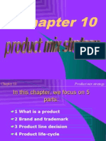 10product Mix