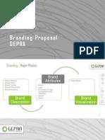 Gepra Branding Presentation
