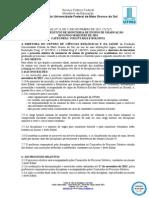 EDITAL (CC-CCBS) n  23, de 12-11-2015.