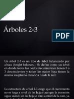 Árboles-2-3ess