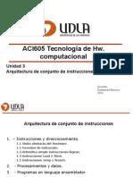 Tec_Hw_Computacional-U3(Arquitectura Del Conjunto de I)