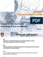 MEC560 Chapter 2 Metrology v1.2