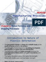 MEC560_Chapter 3_Metal Forming and Shaping Processes