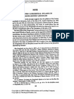 Stephenson, The Lenten Catechetical Syllabus in Fourth-Century Jerusalem