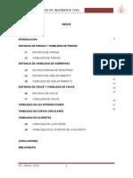 DISTANCIA DE SEGURIDAD ENTRE VEHICULOS