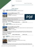 Paris Itinerary 5 Days Triphobo