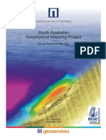 South Australian Geophysical Mapping Project