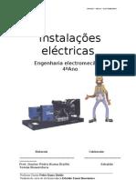 Instalações eléctrica (proposta)