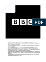 the bbc charter