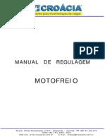 Manual Regulagem MotoFreio