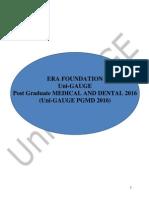 Unigauge PG MD/MS Brochure 2016 PDF
