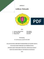 Asfiksia Mekanik - Referat