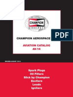 Champion Aviation Product Application / SkySupplyUSA