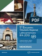 5to Encuentro Regional Latinoamericano 2013