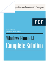 Windows Phone 8.1 Complete Solution by Rahat Yasir & Shariful Islam Nibir(Pradyutvam2)