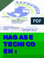 folleto politecnico