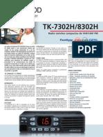 TK 7302panish