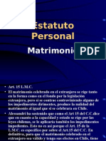 Matrimonio DIP