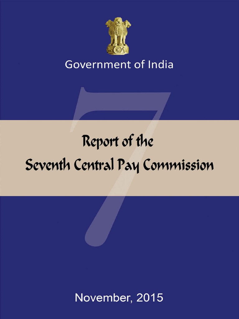 7th pay commission employment government of india malvernweather Image collections