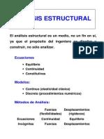 Unidad 1. Análisis Estructural 1