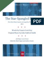 Star Spangled Banner (Ab)