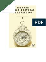 Hesse Hermann - Lecturas Para Minutos 1