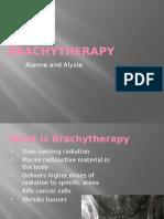 brachytherapy ppt