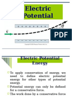 2 Electric Potential PHY131