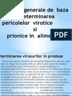 Pericolul. Virotic. Si Prionic. in Produsele .alimentare.-L.P.-2