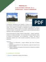 Ecología Estación Meteorológica