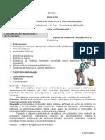 Ficha de Trabalho - Organização Industrial e Profissional