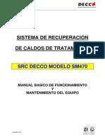 Sm470 Manual de Uso y Mantenimiento v1.0