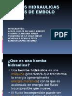 Bomba de Embolos