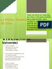 Introducción General Biblia Para Los Jovenes