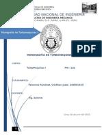 Monografia TurboMaquinas 2005-I