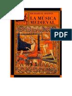 La Música Medieval Richard H. Hoppin