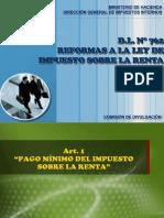 Presentacion Reformas a ISR