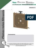 Plano Placa Modelo 3
