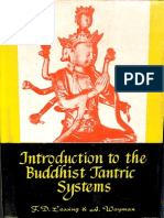 Introduction To The Buddhist Tantric Systems - F.D. Leasing ad Wayman_Part1.pdf