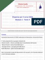 Slide Corso Qgis Mod1 Parte4