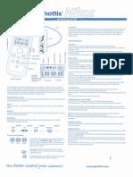 Phottix TC-501 Manual