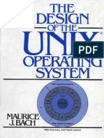 Maurice J. Bach - The Design of the UNIX Operating System